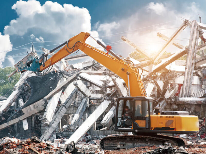 Commercial Demolition Melbourne